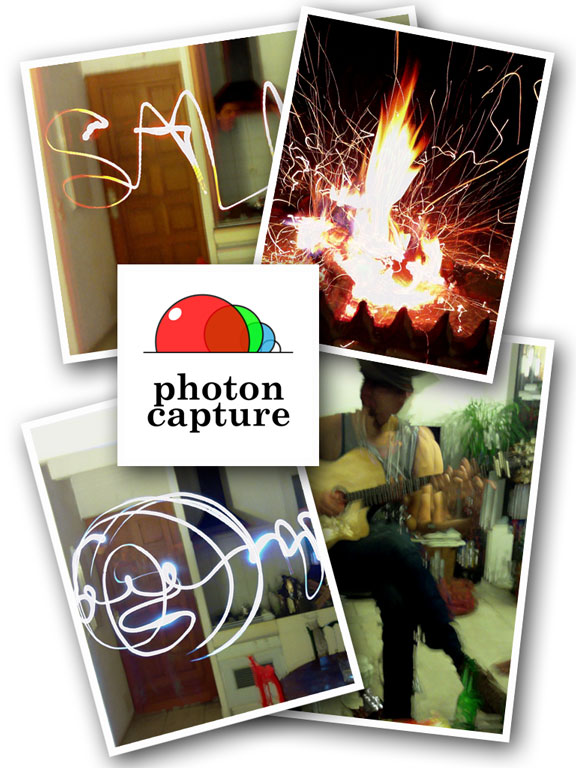 Photon Capture, free on the appstore